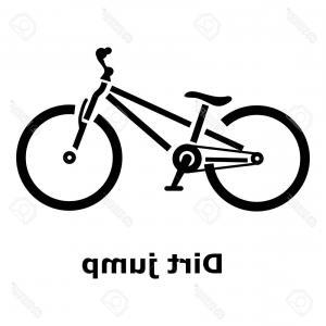 300x300 Photostock Vector Bmx Bike Icon Simple Illustration Of Bmx Bike