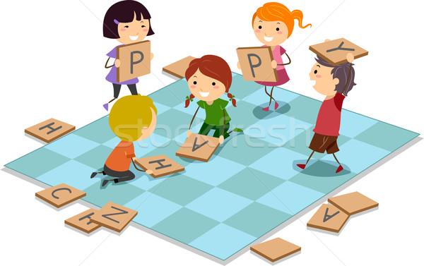 600x377 Board Game Vector Illustration Lenm ( 1267845) Stockfresh