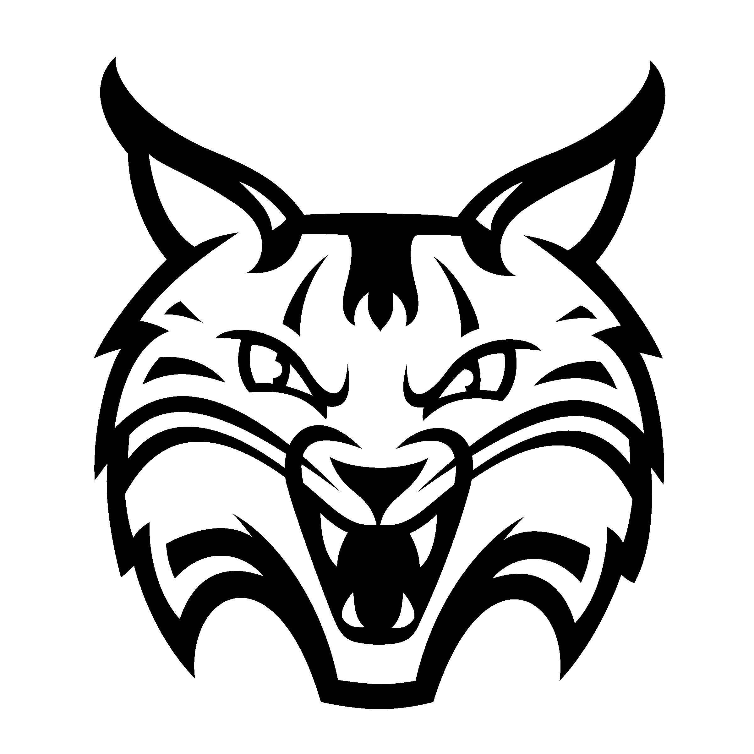 Bobcat Logo Vector At Getdrawingscom Free For Personal Use Bobcat