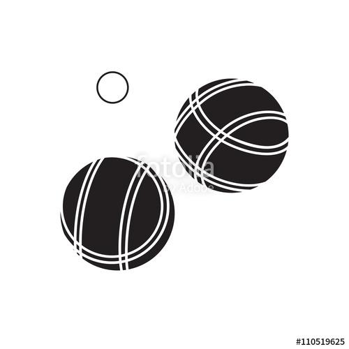500x500 Bocce Balls Icon