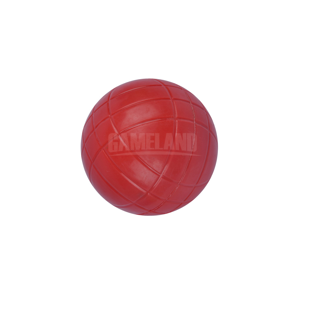 1000x1000 Outdoor Game Accessories High Quality Professional Red Bocce Ball