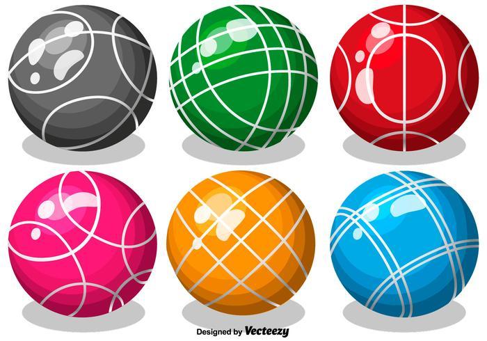 700x490 Vector Color Bocce Balls