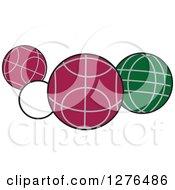 175x190 Bocce Ball Clipart