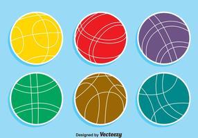 286x200 Bocce Ball Free Vector Art