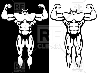 400x300 Athletic Body And Muscules