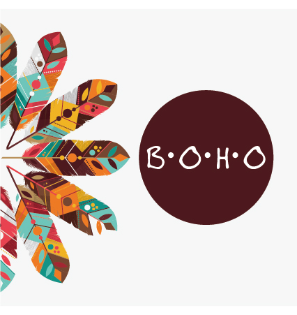 426x451 Boho Style Background Vector Illustration 12 Free Download