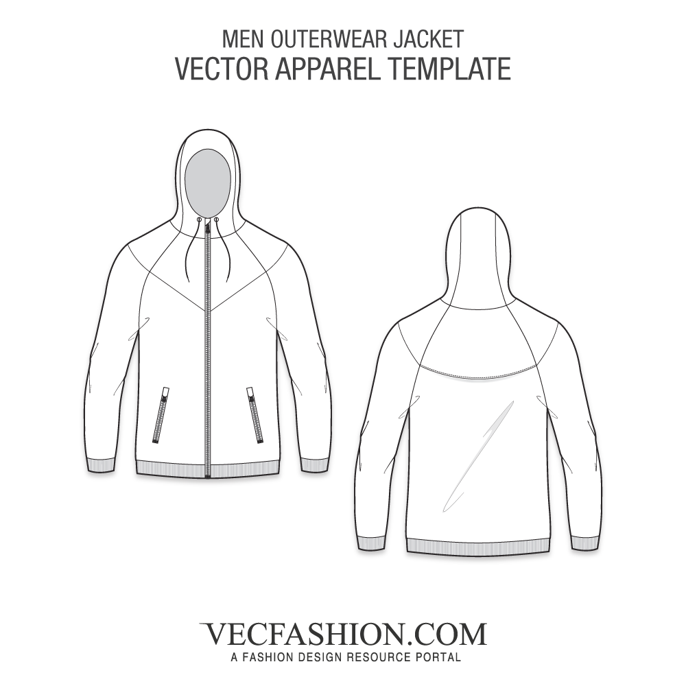 1000x1000 19 Vector Clothing Template Huge Freebie Download For Powerpoint