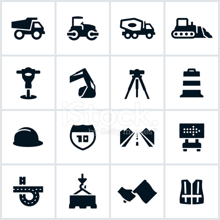 440x440 Free Road Construction Icon 395500 Download Road Construction