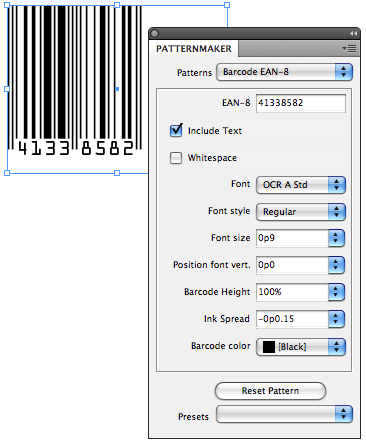 366x442 Barcodes In Adobe Indesign