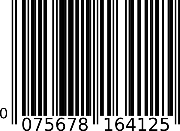 600x435 Collection Of Free Barcode Vector Upc Code. Download On Ubisafe