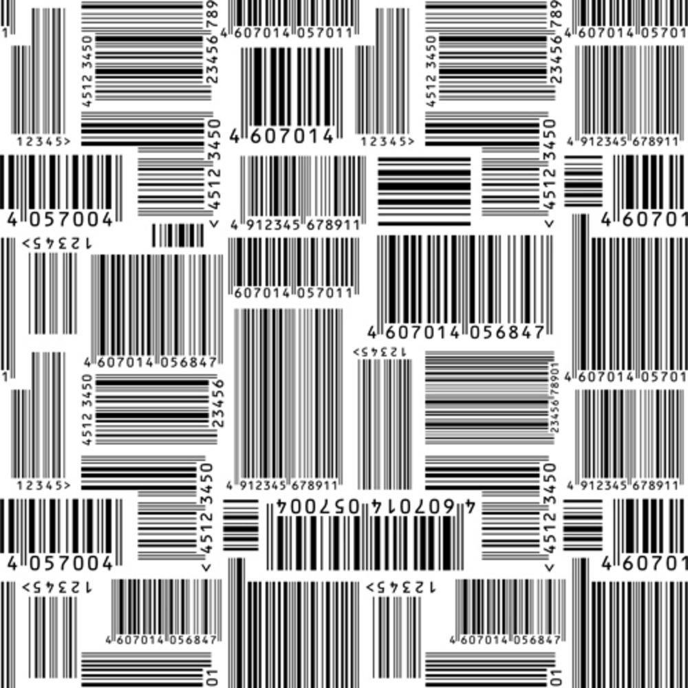 1000x1000 Isbn Bigstock Barcodes Seamless Vector Wall 25203968 Writer In