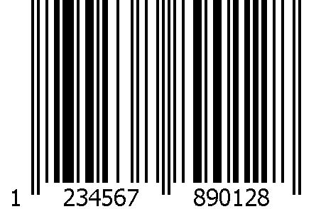 452x295 Sample Barcode Images Barcode1 Uk