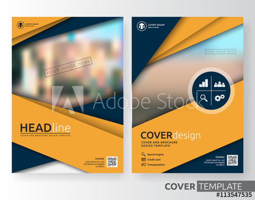 500x393 Abstract Cover Design Suitable For Flyer, Brochure, Book Cover And