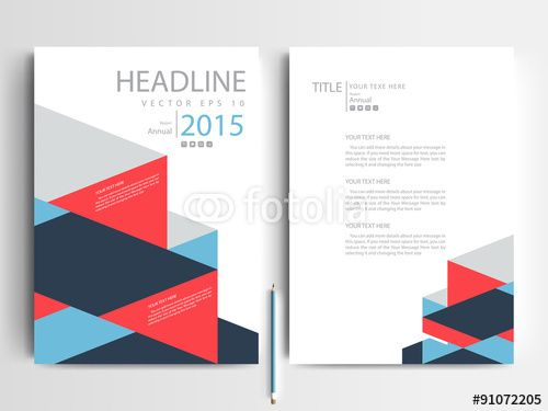 500x375 Download The Royalty Free Vector Abstract Vector Modern Flyer