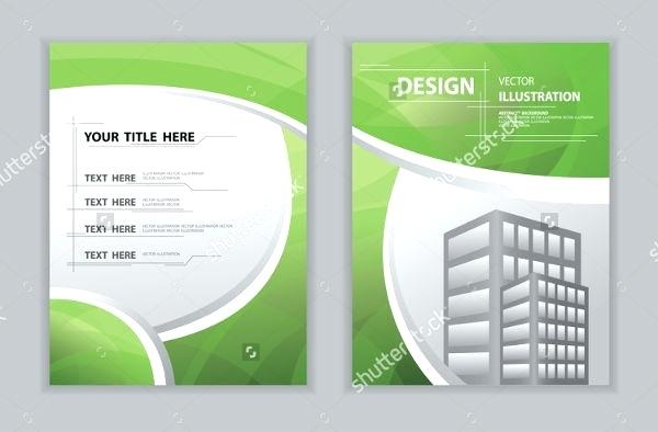 600x394 Book Covers Design Template