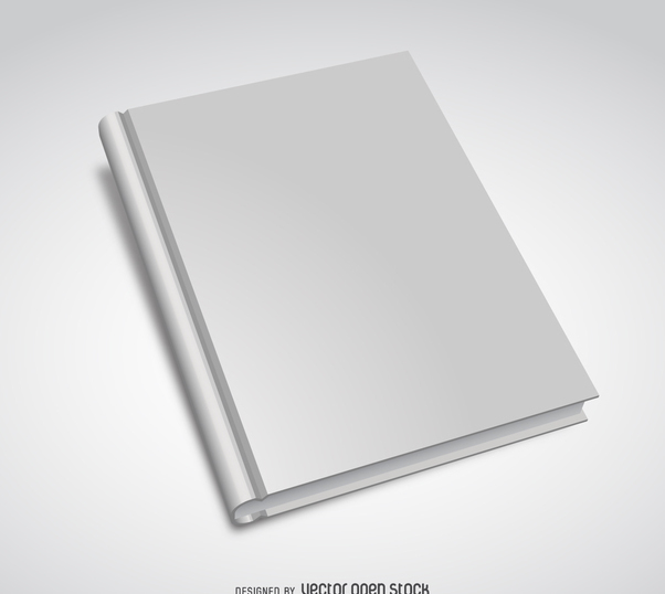 602x538 Book Cover Mockup Free Vector Download 373971 Cannypic