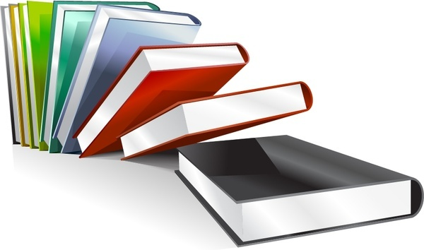 600x354 Book Icon Vector Free Vector Download (24,480 Free Vector) For
