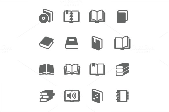 585x386 Book Icons Free Psd, Ai, Vector Eps Format Download Free