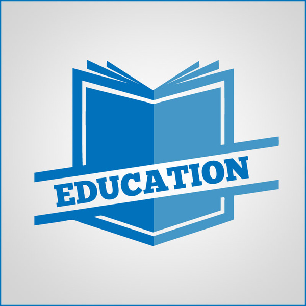 600x600 Education Book Logo Vector Download Free Vector In Adobe