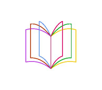 389x346 Logos Free Book Vector Colourful Education Book Logo Download
