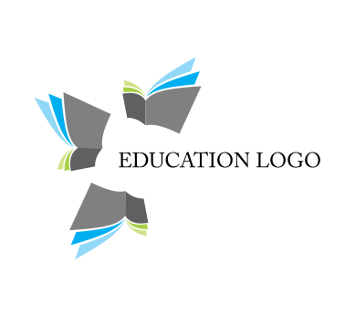 389x346 Vector Education Book School Logo Inspiration Download Vector