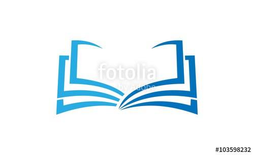 500x304 Book Education Logo Stock Image And Royalty Free Vector Files On