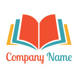 160x160 Book Logo Stock Image And Royalty Free Vector Files On Fotolia