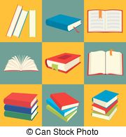 180x195 Book Spine Vector Icon Clip Art Vector