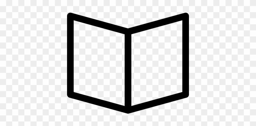 840x415 Open Book Vector