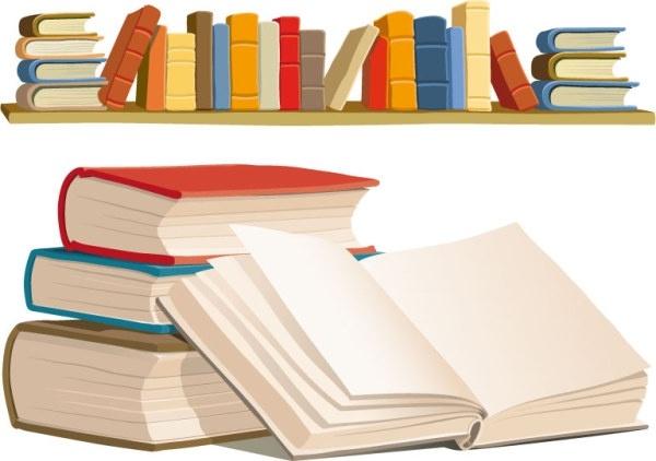 600x422 Vector Books Desktop Backgrounds