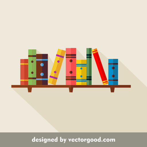 512x512 Free Vector Cdr Books Vector By Freevectorstock