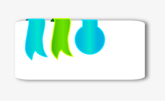 650x400 Bookmark Vector Colorful Bright, Bookmarks, Colorful, Ornament Png