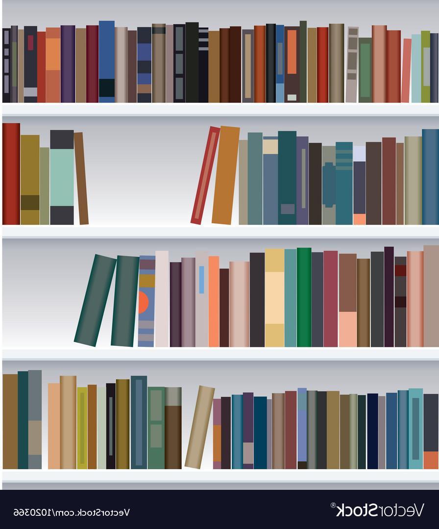 896x1080 Top Vector Bookcase Vector Cdr