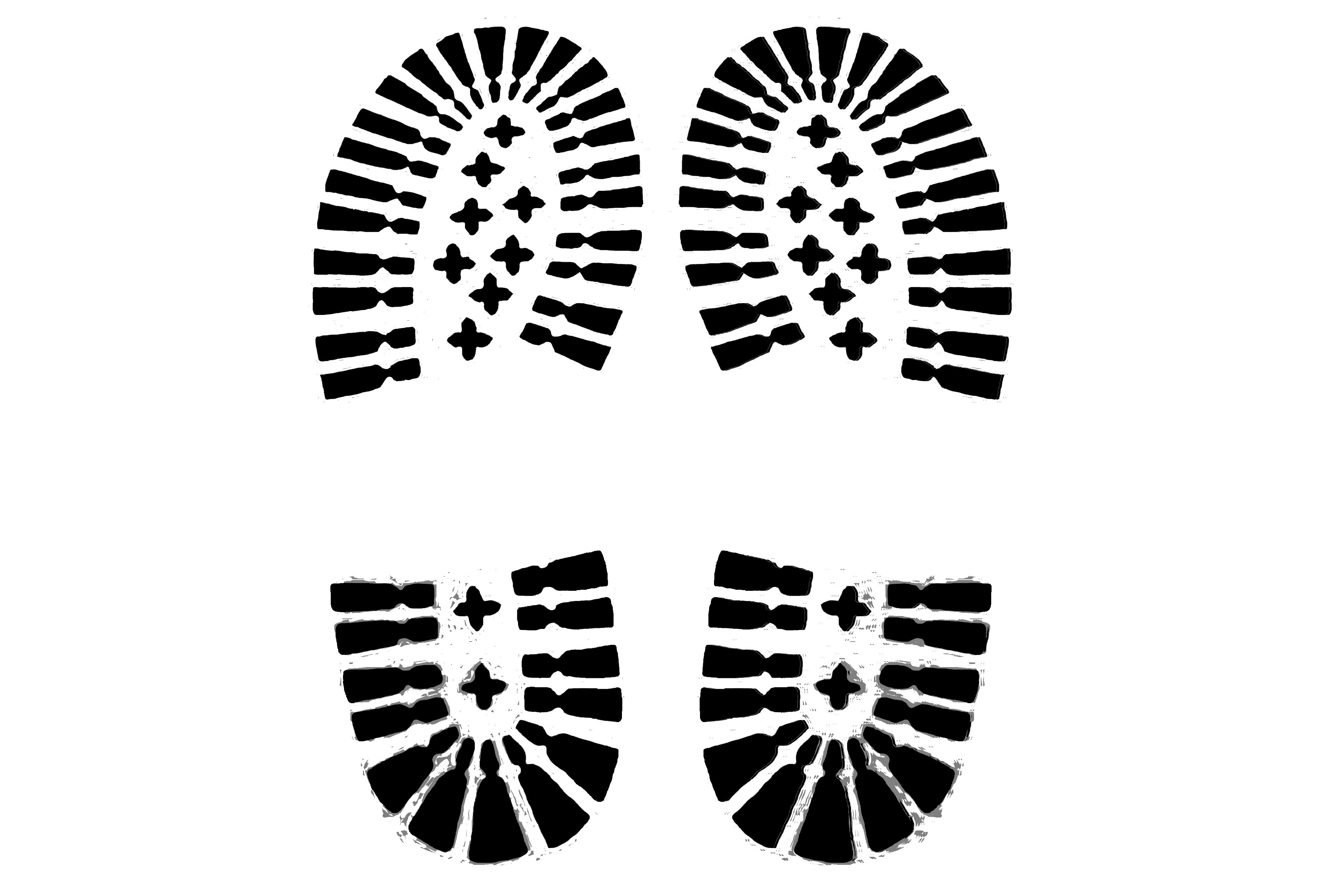 3840x2560 15 Vector Footprints Work Boot For Free Download On Mbtskoudsalg