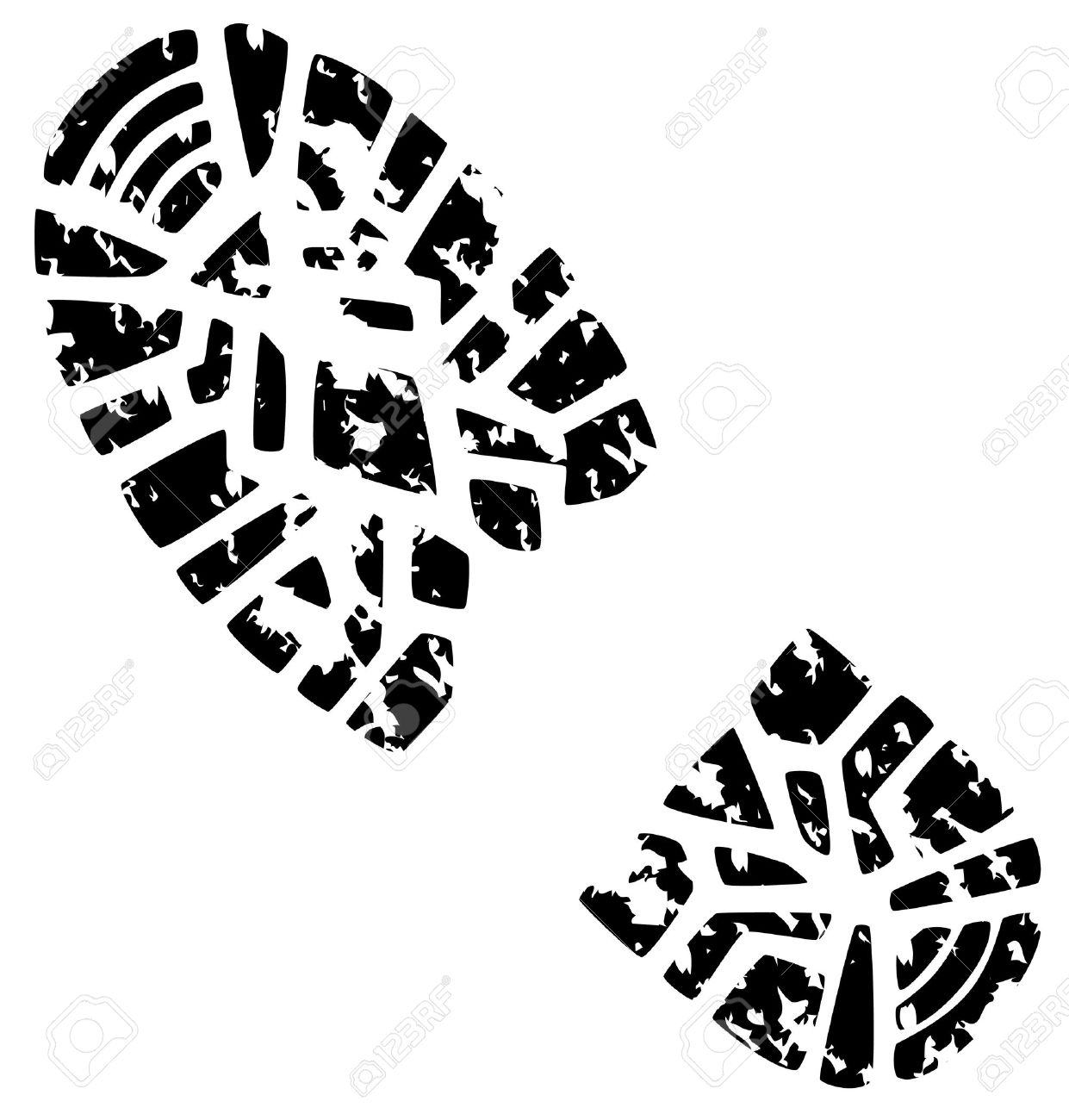 1241x1300 Collection Of Free Booted Clipart Foot Print. Download On Ubisafe