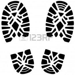 260x260 Download Boots Print Vector Clipart Boot Clip Art