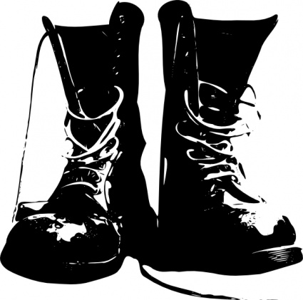 425x421 Free Download Of Boots Shoes Clothing Clip Art Vector Graphic