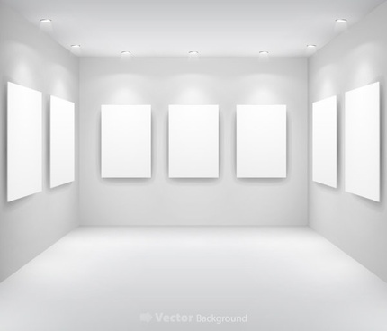 430x368 Display Booth Vector Free Vector Download (799 Free Vector) For