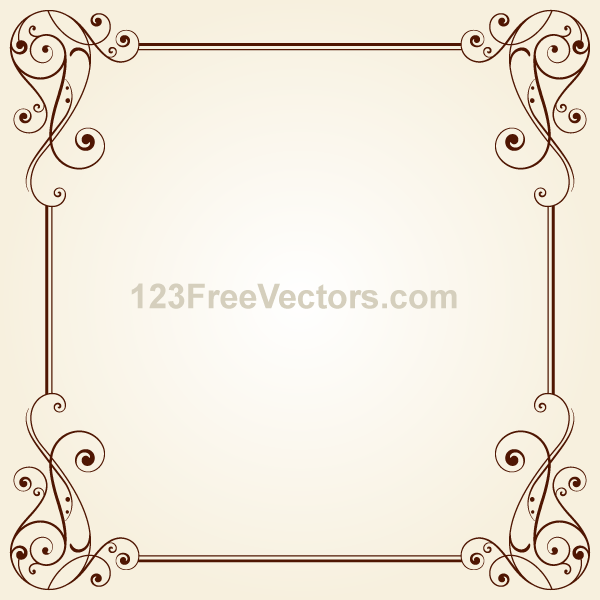 Border Design Vector at GetDrawings com | Free for personal use