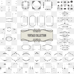 260x261 Border Design Png Images Vectors And Psd Files Free Download