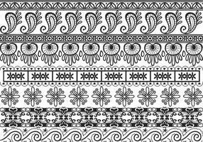 286x200 Free Vector Ornament Border