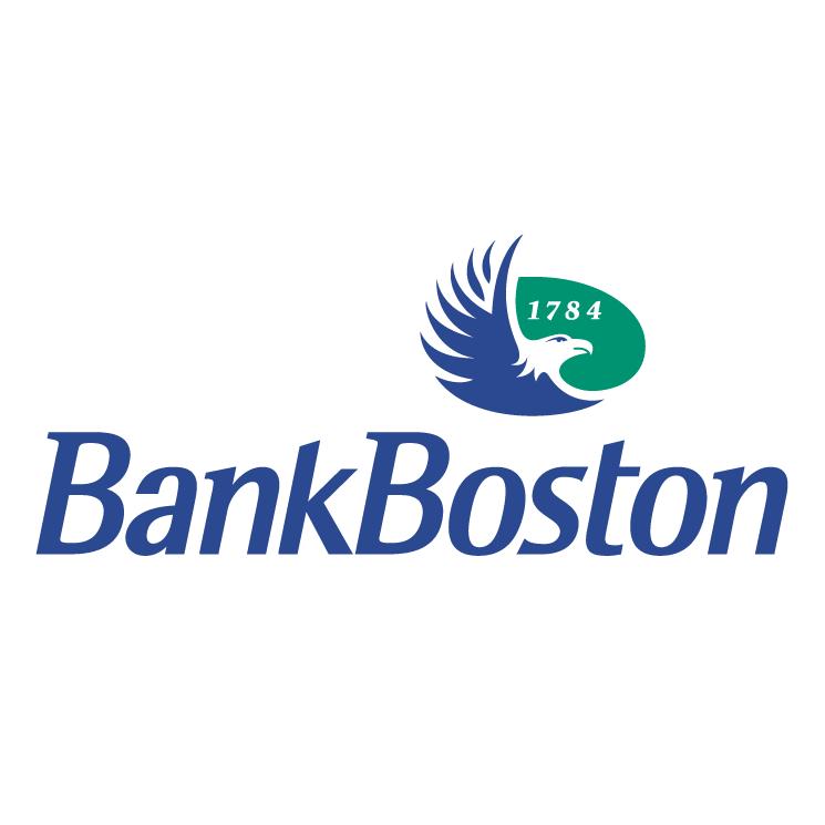 745x745 Bank Boston Free Vector 4vector