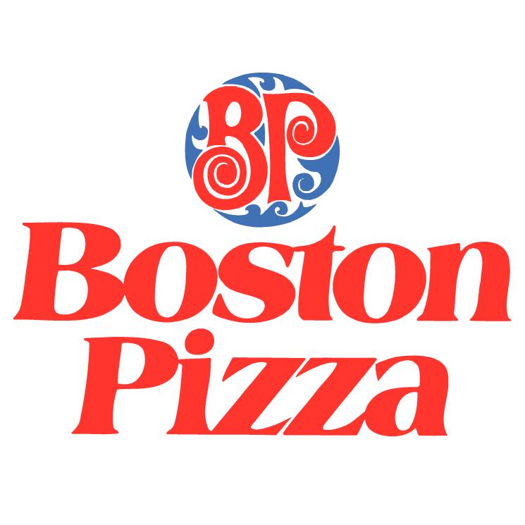745x745 Boston Pizzas Free Vector 4vector