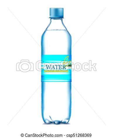 Botella Vector