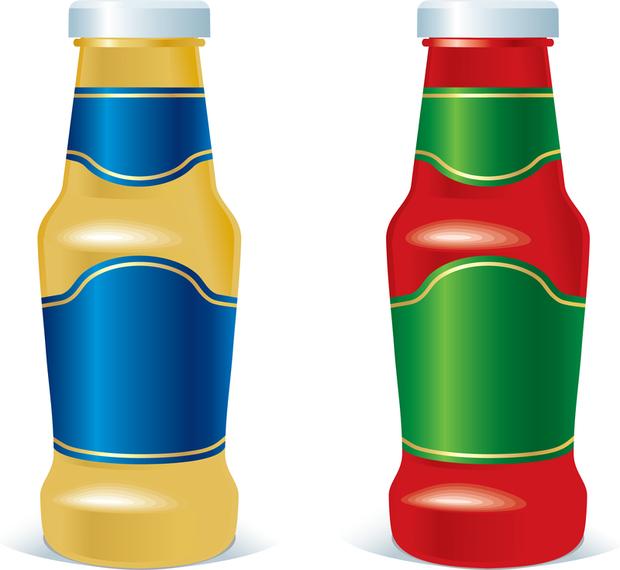 620x570 Vector Botella De Estilos