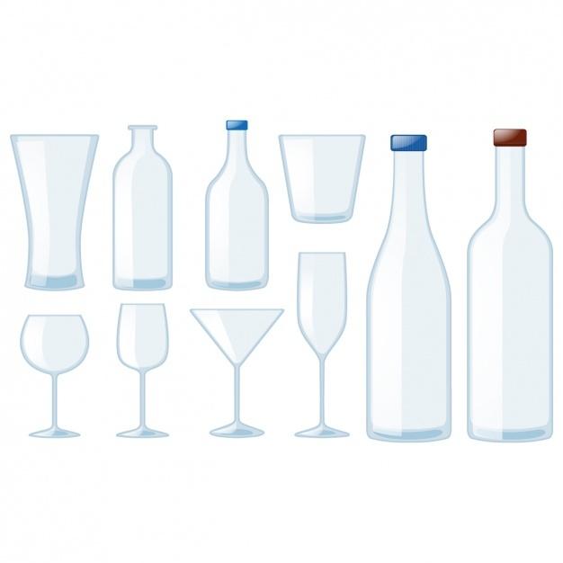 626x626 Botella Vidrio Vectors, Photos And Psd Files Free Download