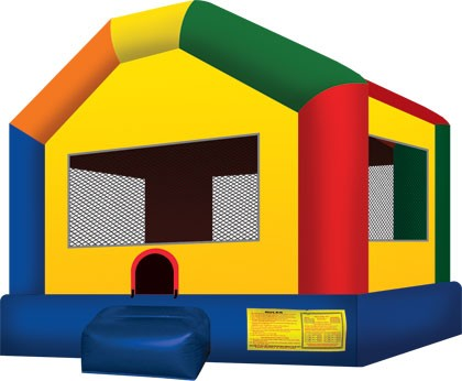 420x346 Large Inflatable Party Fun House Bounce House For Sale