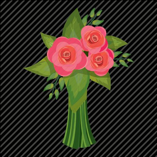 512x512 15 Flower Bouquet Vector Png For Free Download On Mbtskoudsalg