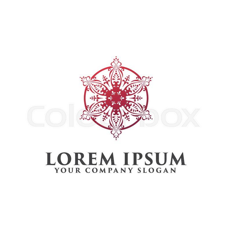 800x800 Decoration Logo. Interior Icon. Boutique Logo. Fashion Logo