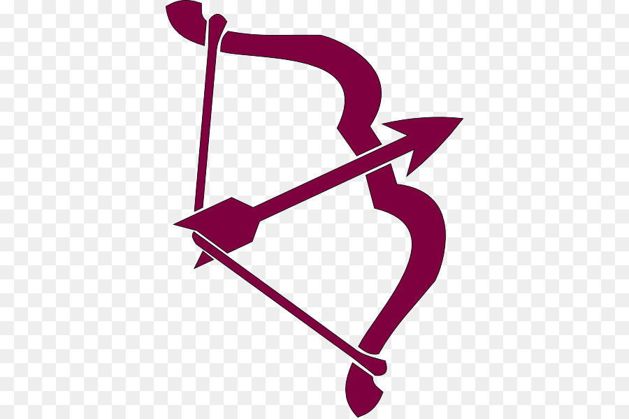900x600 Bow And Arrow Archery Clip Art
